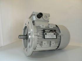 MOTOR TRIFASICO 1.1KW 1.5CV 200/25 1500RXM B5