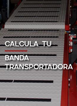 calcula tu banda transportadora